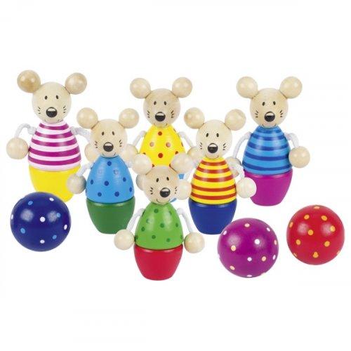Bowling, τα γρήγορα Ποντικάκια Goki 56943