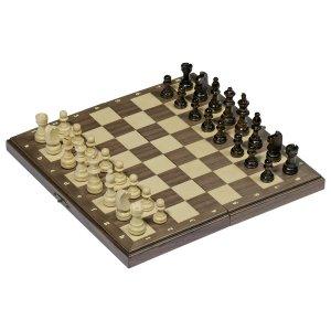 Μαγνητικό Σκάκι σε ξύλινη θήκη Goki 56920