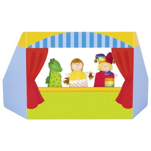 Κουκλοθέατρο με δακτυλόκουκλες Goki 51590