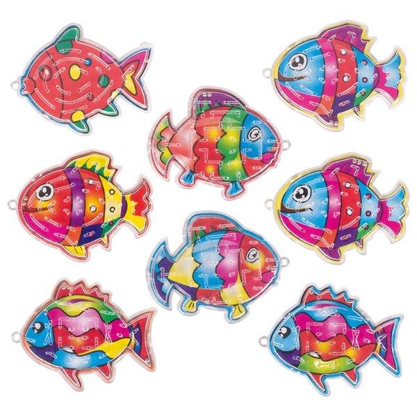 Παιχνίδι δεξιότητας, Ψαράκι Goki 13231