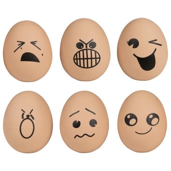 Χοροπηδηχτό μπαλάκι - Αυγό Goki 16084