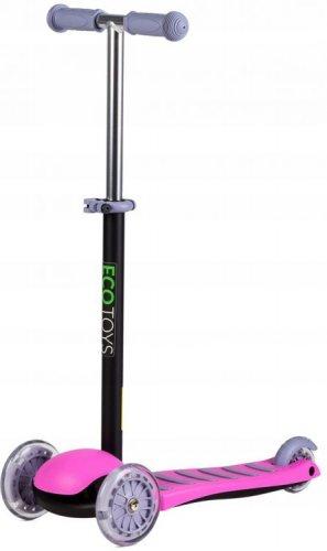 Πατίνι Movino Twist Plus Ecotoys 45493-PINK