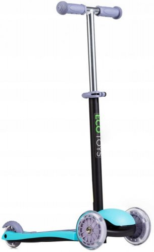 Πατίνι Movino Twist Plus Ecotoys 45494-BLUE