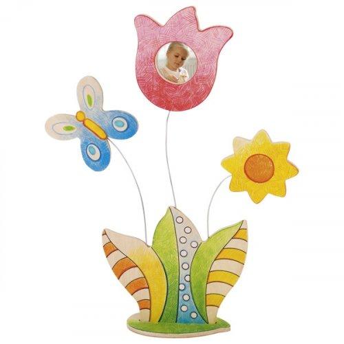 Ζωγράφισε την κορνίζα «Λουλούδι» Goki 58536