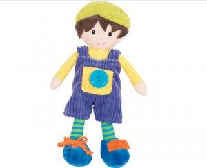 Εκπαιδευτική Κούκλα Noah Small Foot 10865Α