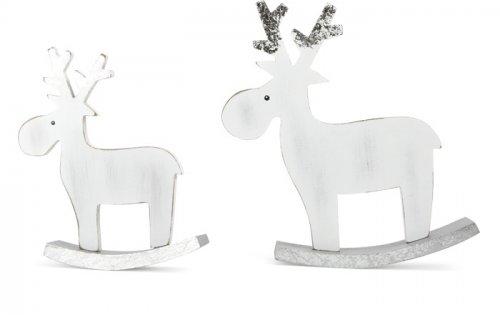 Χριστουγεννιάτικα Διακοσμητικά «Τάρανδοι» Small Foot 10541