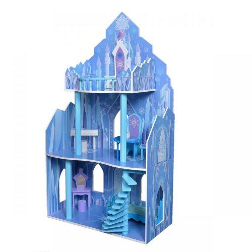 Κουκλόσπιτο «Παγωμένο Αρχοντικό» Ecotoys 45490