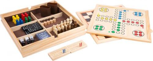 Συλλογή Επιτραπέζιων Παιχνιδιών 9 σε 1 Small Foot 11277