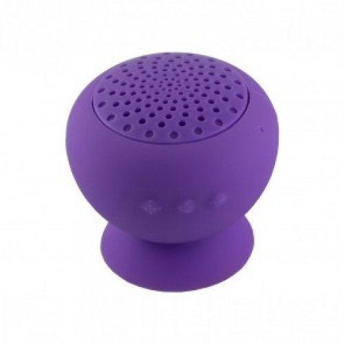 CRYPTO BLUETOOTH SPEAKER [SPLASH PURPLE]