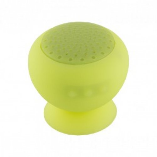 CRYPTO BLUETOOTH SPEAKER [SPLASH LIME]