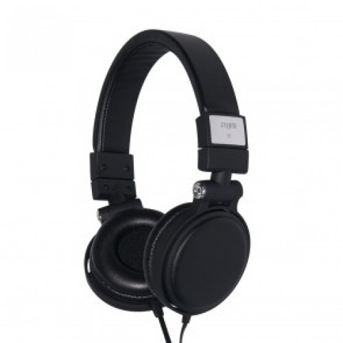 CRYPTO HEADPHONE [HPS-200 Black] Dual Function On-Ear Close