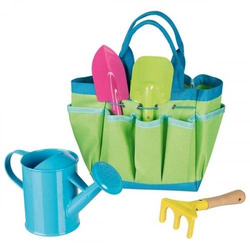 Σετ κηπουρικής με τσάντα Goki 63892