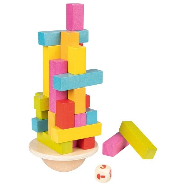Παιχνίδι ισορροπίας «Ο Πύργος που χορεύει» Goki 56795