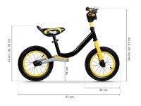 Ποδήλατο Ισορροπίας Ecotoys 45510