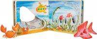 Διαδραστικό Βιβλίο ο Κόσμος του Βυθού Small Foot 11290