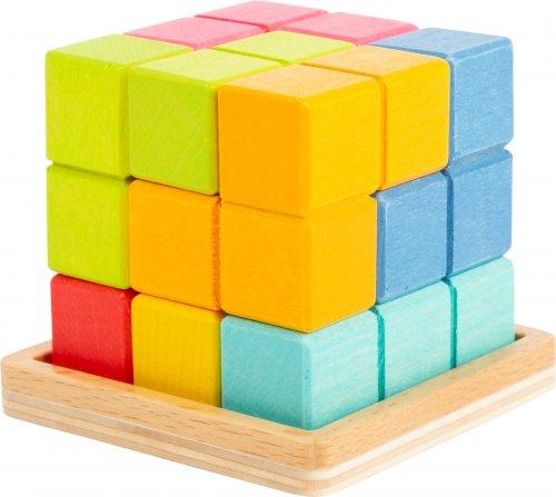 3D Παζλ Tetris Κύβος Small Foot 11346