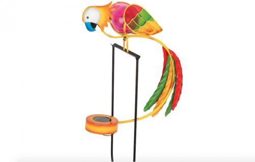Παπαγάλος με ηλιακό φωτιστικό LED Small Foot 6879
