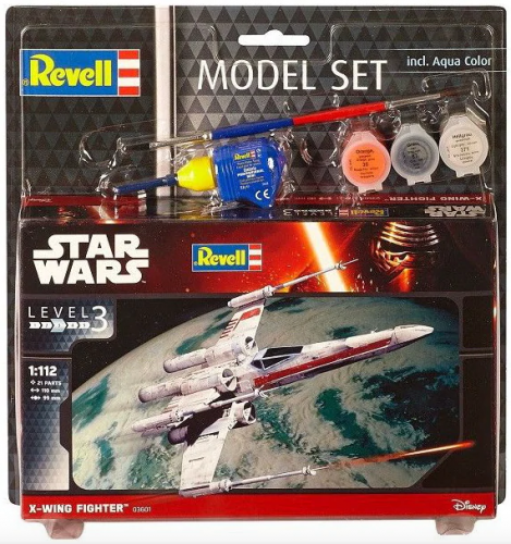 X-wing Fighter-Model Kit REVE63601