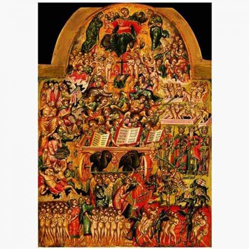 Byzantine The Last Judgement Ricordi RICO5801N30044