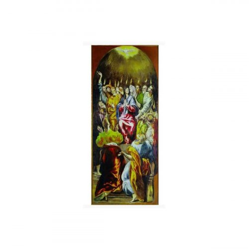 El GRECO The Pentecost Ricordi RICO5802N31005
