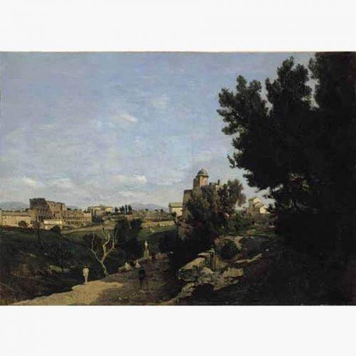 HARPIGNIES Le Colisee a Rome Ricordi RICO6001N16169A
