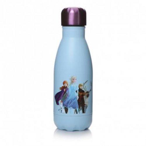 Frozen2 Μεταλλικό Παγούρι Νερού Disney WTRBDC10