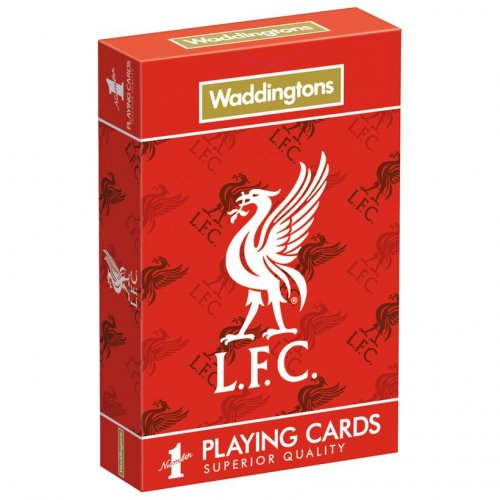 Τράπουλα Liverpool FC Waddingtons Number 1 WAD-009324