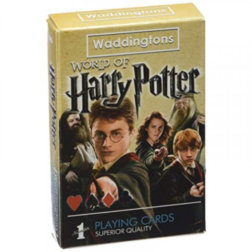Τράπουλα Harry Potter Waddingtons Number 1 WAD-022149