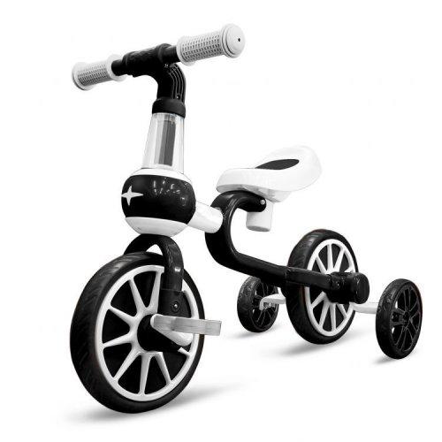 Πολυμορφικό Ποδήλατο Ισορροπίας 4in1 Ecotoys 1311 BLACK