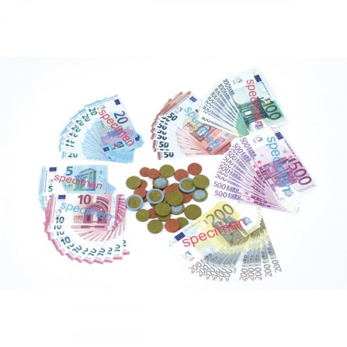 Ευρώ 'Play money' Eduplay 120072