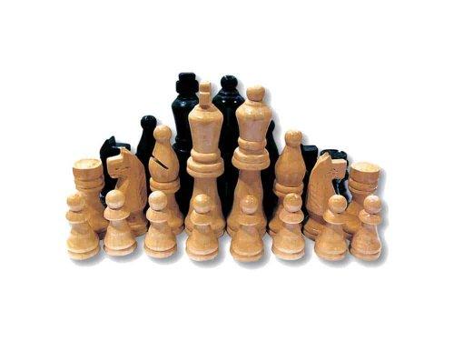 Ξύλινα πιόνια για σκάκι σε κουτί Remoundo 417