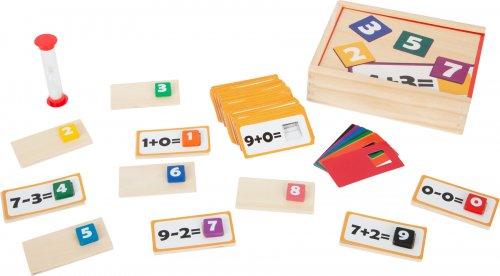 Εκπαιδευτικό παιχνίδι «Αγαπημένα Μαθηματικά» Small Foot 11730