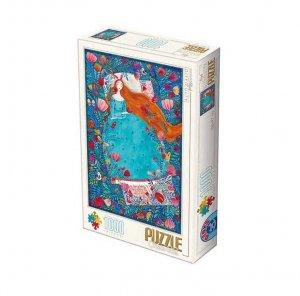 Puzzle 1000 pieces 72870ΚΑ04