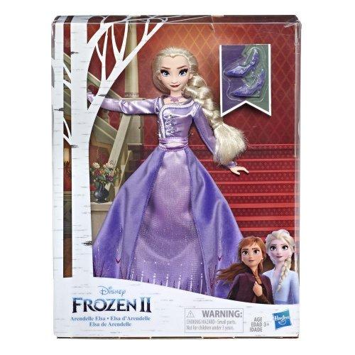 Frozen 2, Έλσα με φόρεμα βασίλισσας Disney 6844