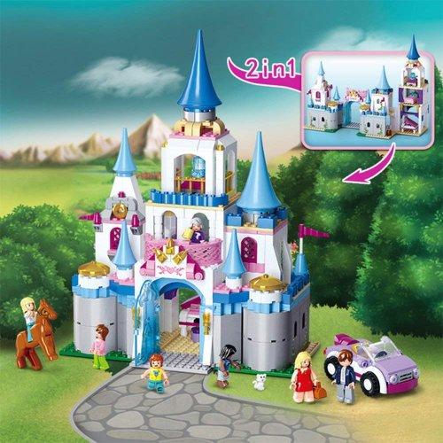 Τουβλάκια Play Palace Sluban M38-B0610