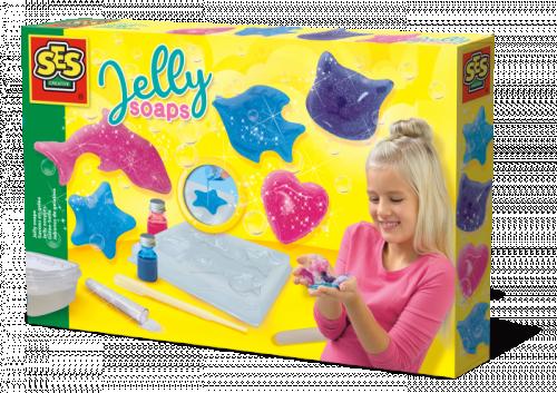 Κατασκευάζω Jelly σαπούνια Ses 14669