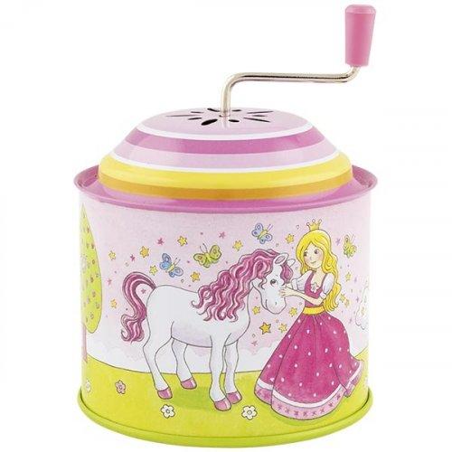 Μουσικό κουτί Πριγκίπισσα Goki 60722