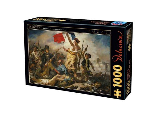 Παζλ Delacroix La Liberté 73808DE01