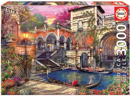 Παζλ Venice Courtship Educa 16320