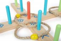 Παιχνίδι ρίψεων Hoopla Small Foot 12035