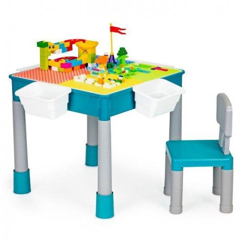Τραπέζι Παιχνιδιού και καρέκλα Ecotoys 464898