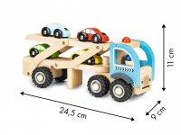 Νταλίκα μεταφοράς αυτοκινήτων Ecotoys 26046