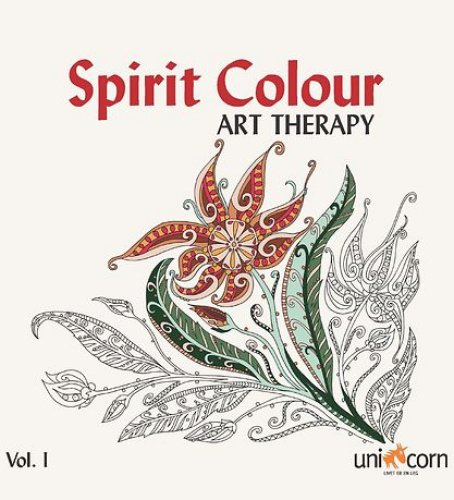 Spirit Colour Art Therapy Vol. 1 UNICORN 6000550