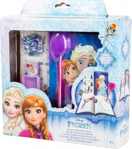 Ημερολόγιο Frozen με αξεσουάρ Small Foot 11239
