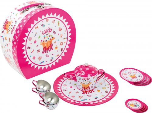 Βαλιτσάκι Picnic Candy Small foot 11272