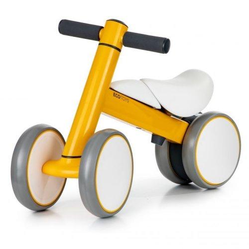 Mini Ποδήλατο Ισορροπίας Ecotoys 1309 ORANGE