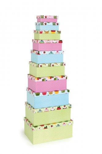 Κουτί Δώρου Cupcake Small Foot 8366-5