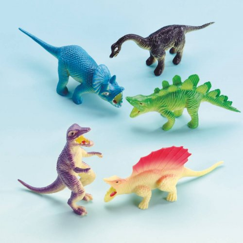 Mini Δεινόσαυροι Party Toys G185