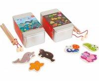 Παιχνίδι Ψαρέματος σε κουτί Small foot 4339_L