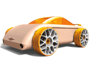 C9S (Πορτοκαλί) - Automoblox